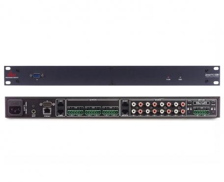 Аудио процессор DBX ZONEPRO 1261