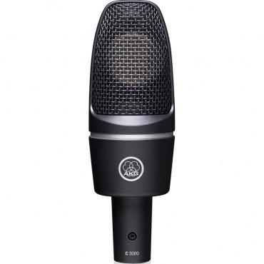 Конденсаторный микрофон AKG C3000