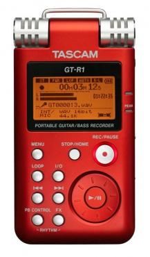 Рекордер для гитары/баса TASCAM GT-R1
