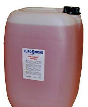 Жидкость для генератора дыма SFAT Can PRO M 25л
