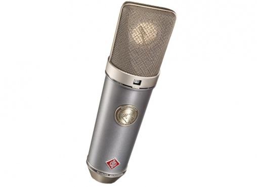 Бестрансформаторный микрофон Neumann TLM 67