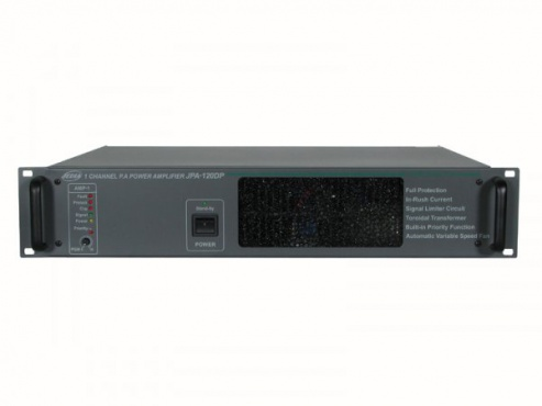 Трансляционный усилитель мощности JEDIA JPA-120DP