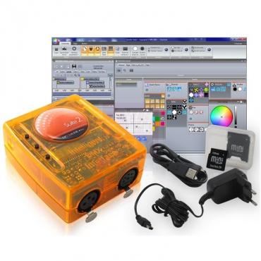 Мини USB/DMX-интерфeйс SUNLITE SUITE2-FC