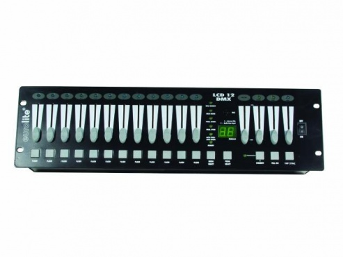 DMX-контроллер EUROLITE LC-D-12 DMX