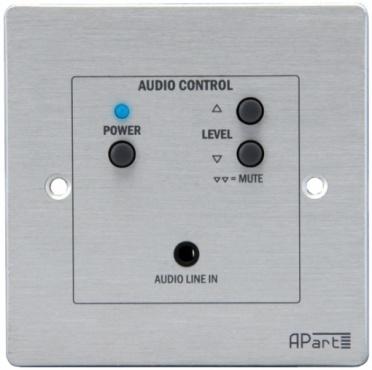 Врезная проводная панель APART ACPR