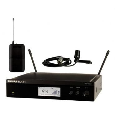 Радиосистема SHURE BLX14RE/CVL K3E 606-638 MHz