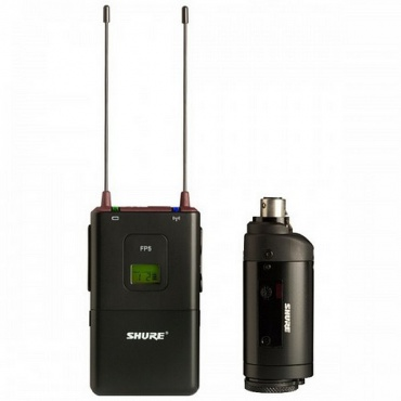 Портативная радиосистема SHURE FP35 L4E 638 - 662 MHz