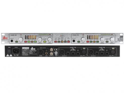 Микрофонный усилитель DBX 386