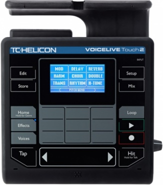 Процессор эффектов TC HELICON VoiceLive Touch 2