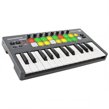 MIDI-контроллер Novation LaunchKey Mini