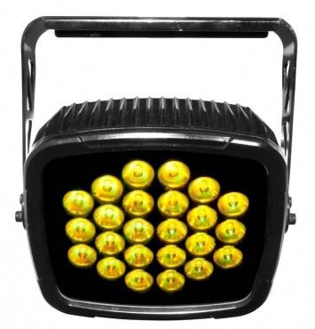 Всепогодный светодиодный прожектор CHAUVET-DJ Slim Panel TRI 24 IP