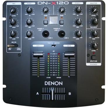 Микшерный пульт DENON DN-X120