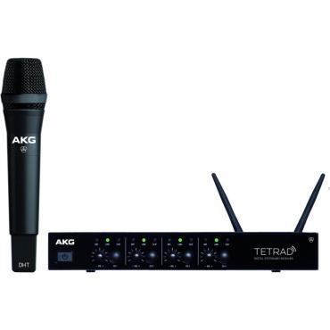 Вокальная радиосистема AKG DMS TETRAD Vocal Set D5