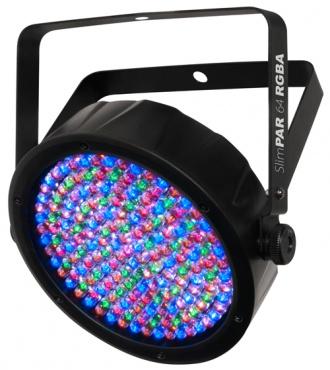 Прожектор CHAUVET Slim PAR Pro RGBA