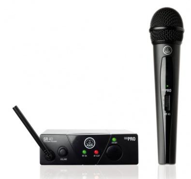 Радиосистема AKG WMS40 Mini Vocal Set Band US45A (660.700)