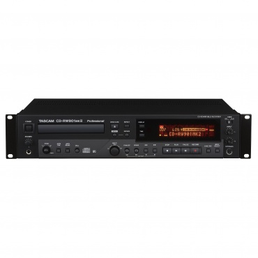 CD-проигрыватель/рекордер TASCAM CD-RW901 MK2