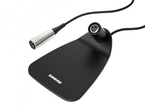 Настольная база для микрофонов SHURE CVD-B XLR