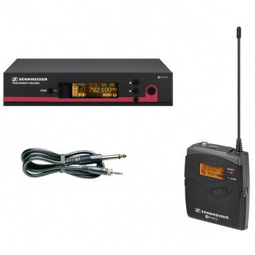 Инструментальная радиосистема SENNHEISER EW 172-G3-A-X