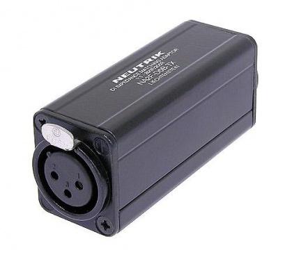 Адаптер Neutrik NA2F-D0B-TX