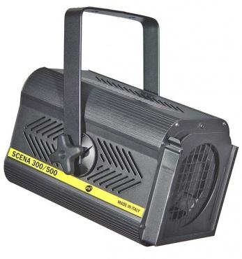 Театральный прожектор DTS SCENA S 300/500 PC