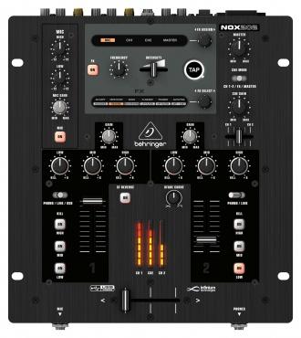 Микшерный пульт BEHRINGER NOX303 DJ