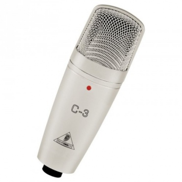 Студийный микрофон BEHRINGER C-3