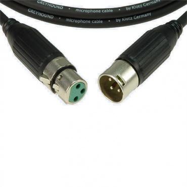 Микрофонный кабель KLOTZ GRSXP050 GREYHOUND