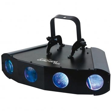 Cветодиодный дискотечный прибор American DJ Quad Gem LED DMX