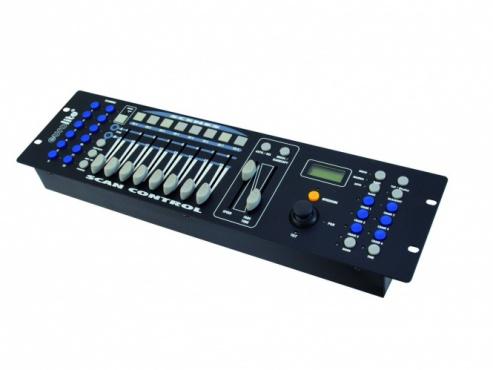 Пульт управления EUROLITE DMX Scan Control DMX