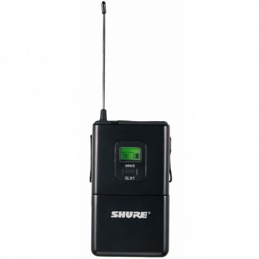 Передатчик SHURE SLX1 L4E 638 - 662 MHz
