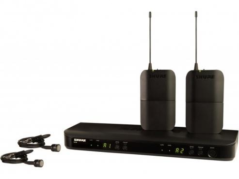 Радиосистема SHURE BLX188E/MX53 K3E 606-638 MHz