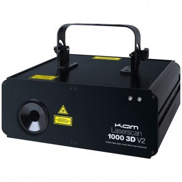 Лазер KAM LASERSCAN 1000 3D V2