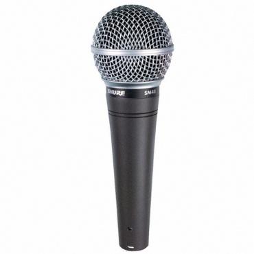 Динамический микрофон SHURE SM48S