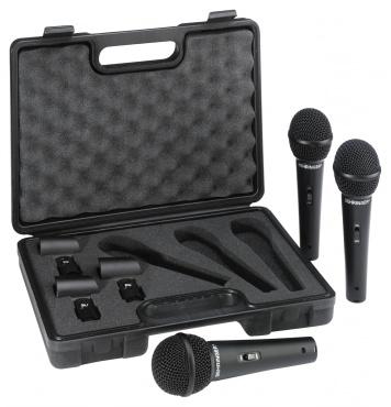Динамический микрофон BEHRINGER XM1800S