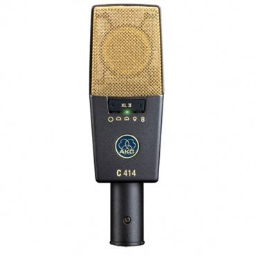 Конденсаторный микрофон AKG C414XLII