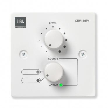 Настенный контроллер JBL CSR-2SV-WHT