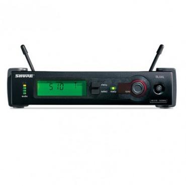 Приемник SHURE SLX4 L4E 638 - 662 MHz