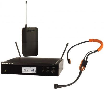 Радиосистема SHURE BLX14RE/SM31 K3E 606-638 MHz