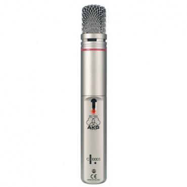 Вокально-инструментальный микрофон AKG C1000S