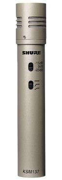 Студийный микрофон SHURE KSM137/SL