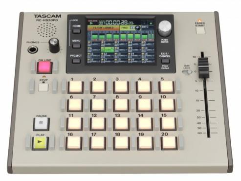 Контроллер TASCAM RC-HS20PD