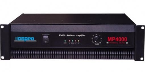 Усилитель мощности DSPPA MP-4000