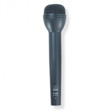 Микрофон репортерский AKG D230