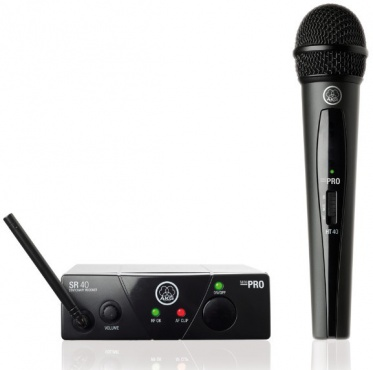 Радиосистема AKG WMS40 Mini Vocal Set Band US45C (662.300)