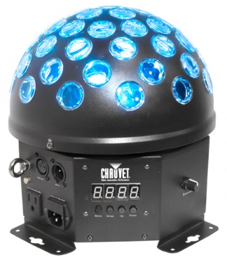 Cветодиодный дискотечный прибор CHAUVET Hemisphere 5.1