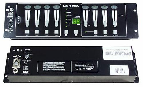 DMX-контроллер EUROLITE LC-D-4 DMX