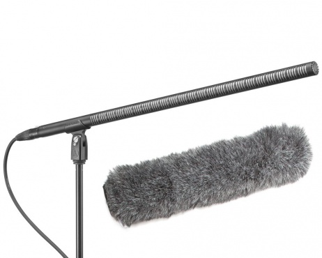 Меховая ветрозащита Audio-Technica BPF-470