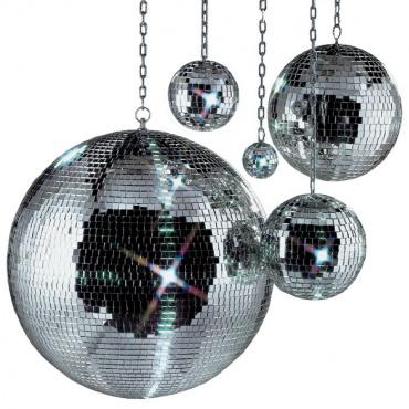 Зеркальный шар, диаметр 10см American DJ mirrorball 10 cm