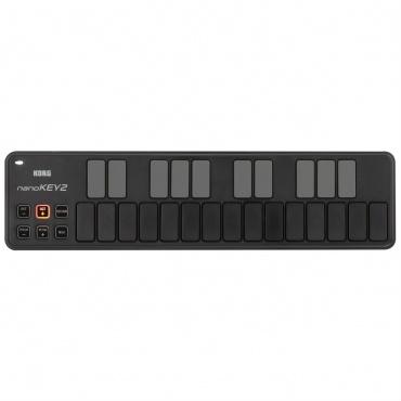 MIDI-контроллер KORG NANOKEY2-BK