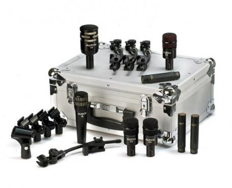 Комплект микрофонов для ударных AUDIX DP ELITE